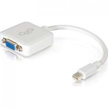 "C2G 8"" C2G Mini Displayport M to VGA F White"