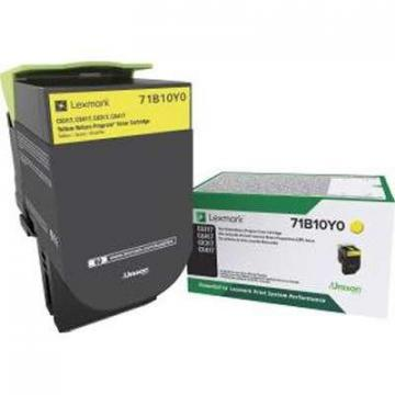Lexmark CS/X317/417/517 Yellow Return Program Toner Cartridge