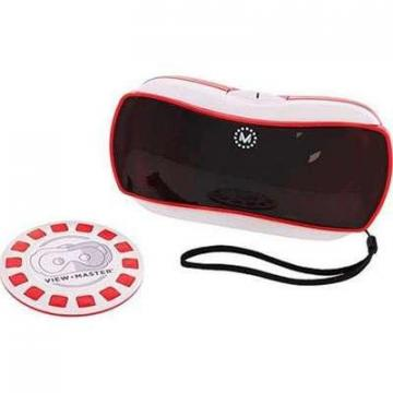 Mattel View-Master Deluxe VR Viewer with  Experience Pack: Discovery Underwater