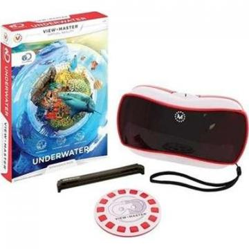 Mattel View-Master Virtual Reality Starter Pack with  Discovery Underwater