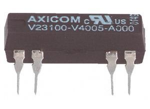 Axicom Reed relay, 3 V·A, Changeover, 0.25 A 3-1393763-0
