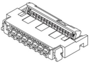 MOLEX 502598-4593 connector
