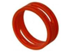 Neutrik Coloured ring, red, Grilon BG-15 S