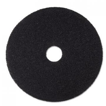 3M 08383 Black Stripper Floor Pads 7200