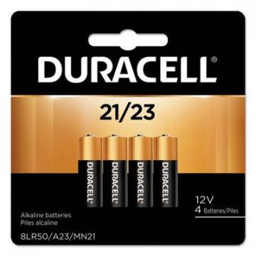 Duracell MN21B4PK CopperTop Alkaline Batteries