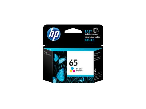 HP N9K01AN Tri-Color Ink Cartridge