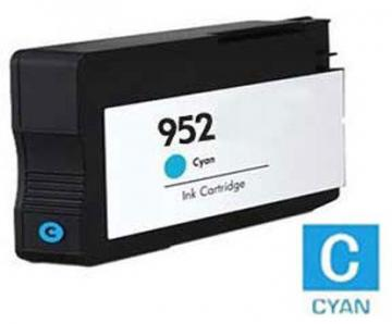 HP L0S49AN Cyan Ink Cartridge