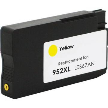 HP L0S67AN Yellow Ink Cartridge