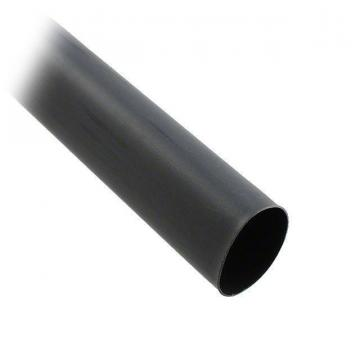 Raychem Heatshrink tubing, 3 : 1, Cross-linked polyolefin, black, NB11242001
