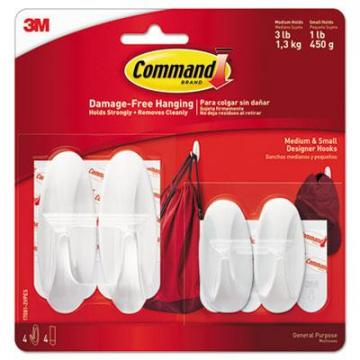 Command 170812VPES General Purpose Hooks