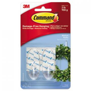 Command 17091CLRES Clear Hooks and Strips