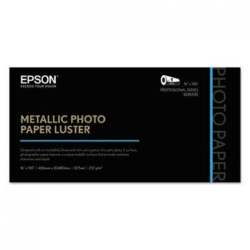 Epson S045592 Professional Media Metallic Luster Photo Paper Roll