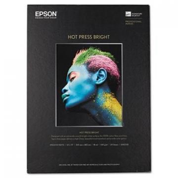 Epson S042330 Hot Press Bright Fine Art Paper