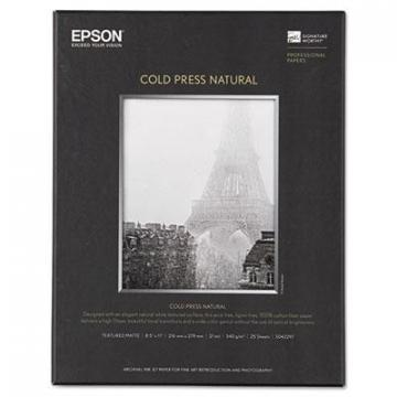 Epson S042297 Cold Press Natural Fine Art Paper