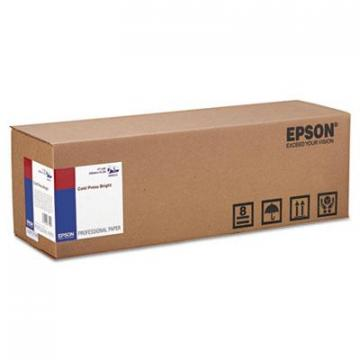 Epson S042313 Cold Press Bright Fine Art Paper Roll