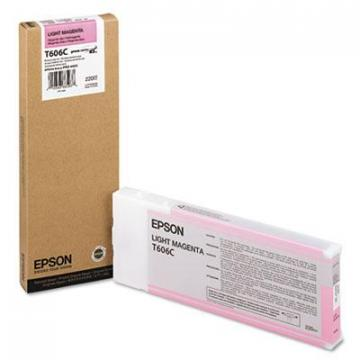 Epson T606C00 Light Magenta Ink Cartridge