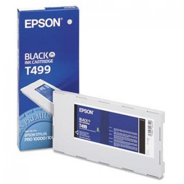 Epson T499011 Black Ink Cartridge