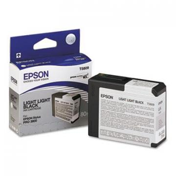 Epson T580900 Light Light Black Ink Cartridge