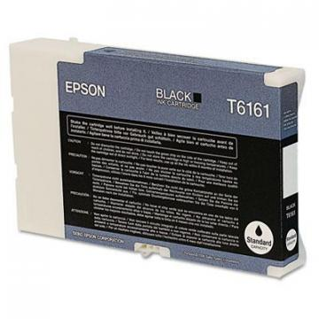 Epson T616100 Black Ink Cartridge