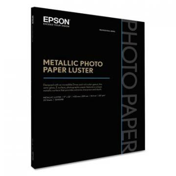 Epson S045598 Professional Media Metallic Luster Photo Paper