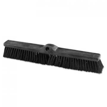 Rubbermaid 1861212CT Commercial Executive Series Heavy Duty Push Broom Rough Surface