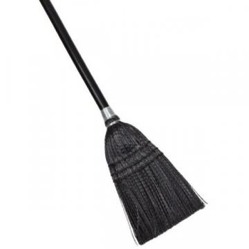 Rubbermaid FG253600BLA Commercial Lobby Pro Synthetic-Fill Broom