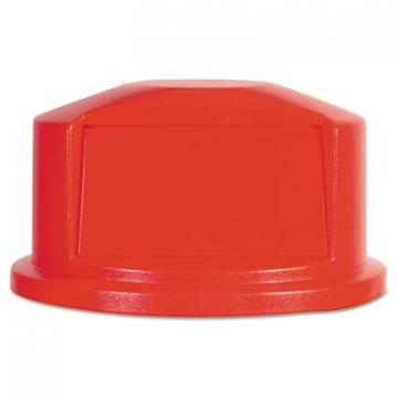 Rubbermaid 263788RED Commercial Round Brute Dome Top