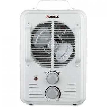 Lorell 99842 Portable Ceramic Heater Fan