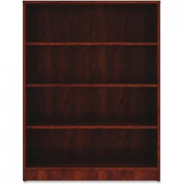 Lorell 99785 Cherry Laminate Bookcase