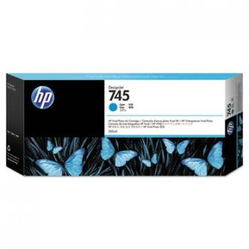HP F9K03A Cyan Ink Cartridge