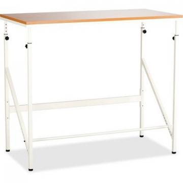 Safco 1957BH Laminate Tabletop Standing-Height Desk