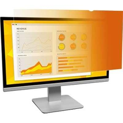 "3m Gold Privacy Filter 23.8"" Widescreen Mon"