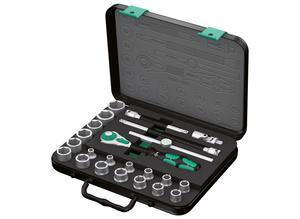 Wera Ratchet set, 8100 SB 1, 23 items