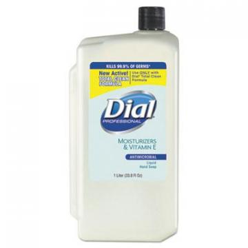Dial 84029 Professional Antimicrobial Soap with Moisturizers