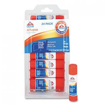 Elmer's E553 Elmers Disappearing Glue Stick