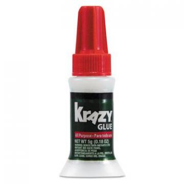 Krazy Glue KG92548R All Purpose Brush-On Krazy Glue