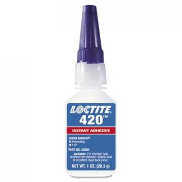 Loctite 420 Super Bonder Instant Adhesive Wicking Type 42050