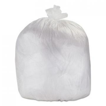FlexSol HDH62CLR Individually Cut HD Waste Bags