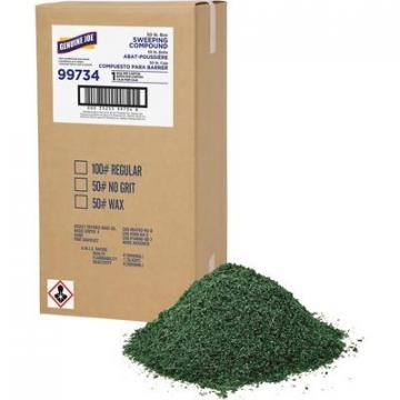 Genuine Joe 99734 Green Sweep Sweeping Compound
