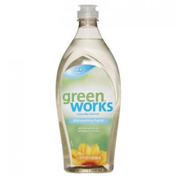 Clorox Green Works 31359 Dishwashing Liquid