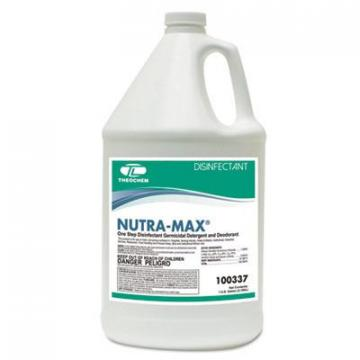 Theochem 100337 Laboratories NUTRA-MAX Disinfectant Cleaner/Deodorizer
