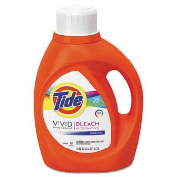 Tide 13788 Plus Bleach Alternative Liquid Laundry Detergent