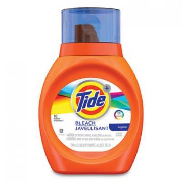 Tide 13784 Plus Bleach Alternative Liquid Laundry Detergent