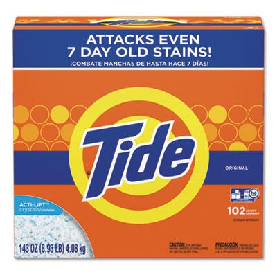 P&G Tide 85006CT Powder Laundry Detergent