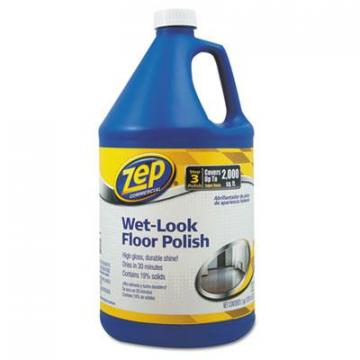 Zep 1044898 Commercial Wet Look Floor Polish