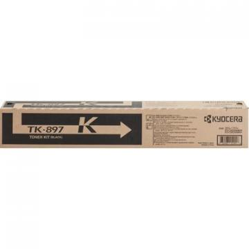 Kyocera TK-897K Black Toner Cartridge