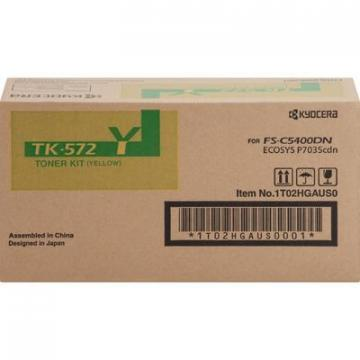 Kyocera TK572Y Yellow Toner Cartridge