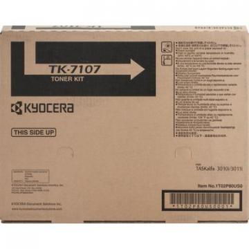 Kyocera TK7107 Black Toner Cartridge