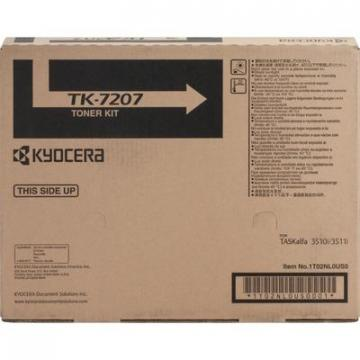 Kyocera TK7207 Black Toner Cartridge