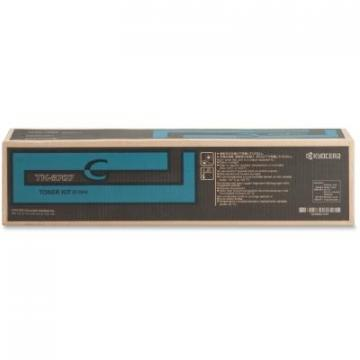Kyocera TK8707C Cyan Toner Cartridge Cartridge